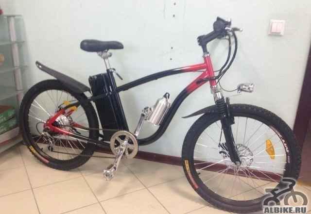 Электровелосипед Vital Rays