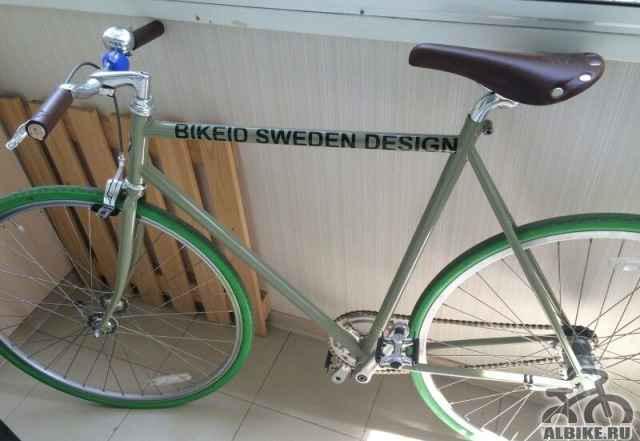 Bikeid Sweden Design
