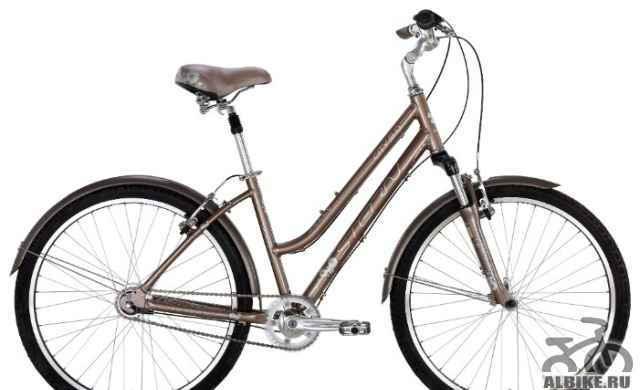 Велосипед женский Stern Сити 3.0 Ladies
