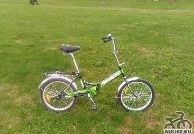 складные велосипеды Стелс Пилот 410.310