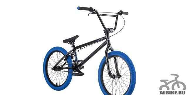 Крепкий и надежный подростковый BMX Haro Downtown
