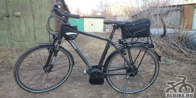 """Электровелосипед Cube""""13 EPO delhi"""
