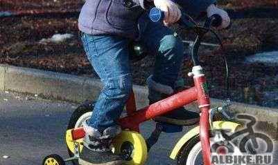 Велосипед дино Стар только желтый