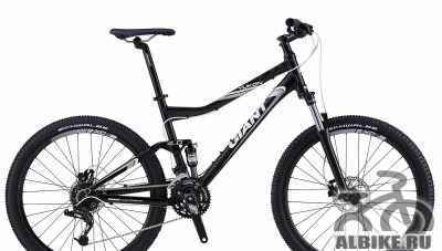 Велосипед двухподвес Giant Юкон FX (2014)