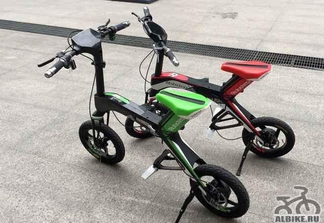 Электро велосипед Robstep X1