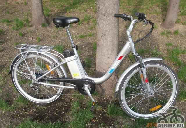 Электровелосипед (велогибрид) Электро Provence