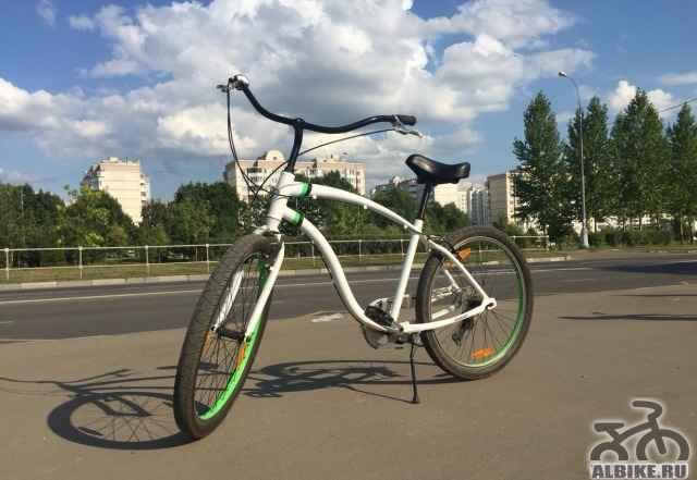 Велосипед Giant Simple Seven