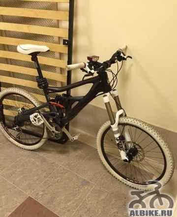 Велосипед Cannondale мото carbon 2 eu