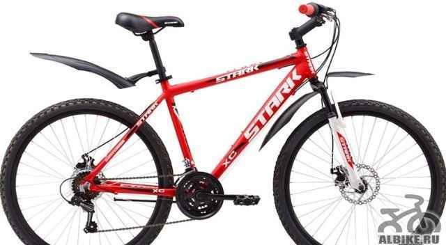 Велосипед stark tank disc 2016