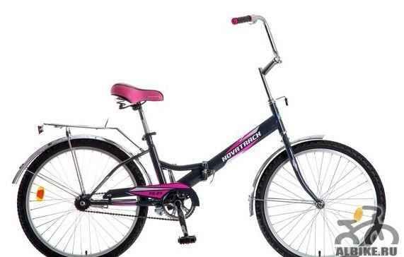 Велосипед складной Novatrack FS, 24