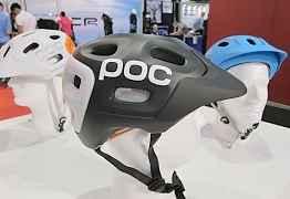 Новый велосипедный шлем POC Trabec Race, M, черный