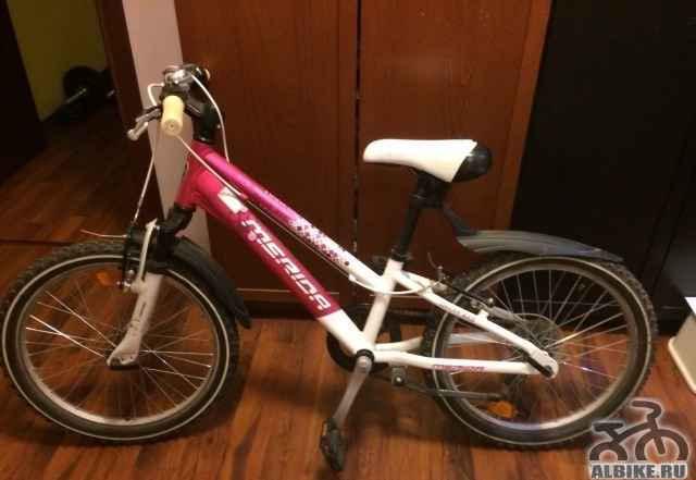 Детский велосипед Merida Dakar 620 Girl