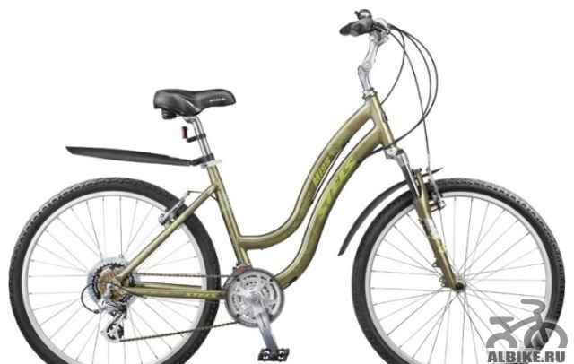 Велосипед женский стелс Miss 7300