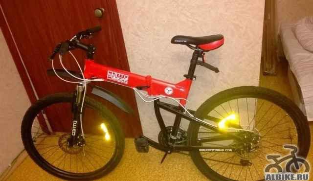Складной велосипед Corto FB226