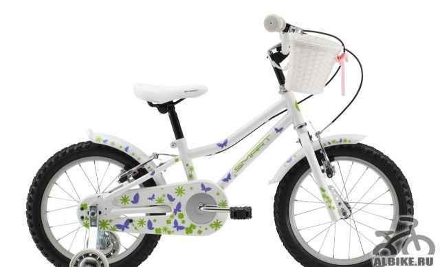Детский велосипед смарт girl