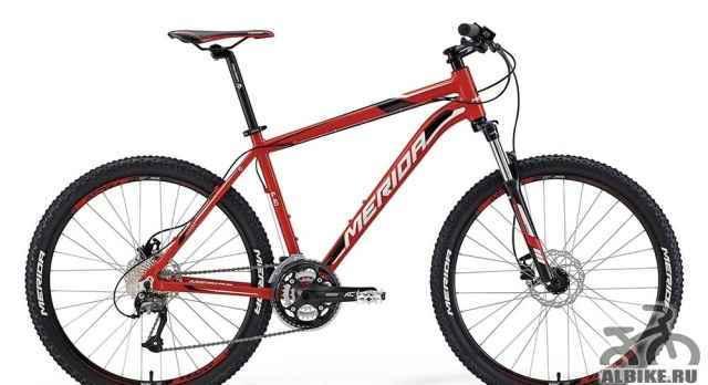 Горный велосипед merida matts 6.40-D
