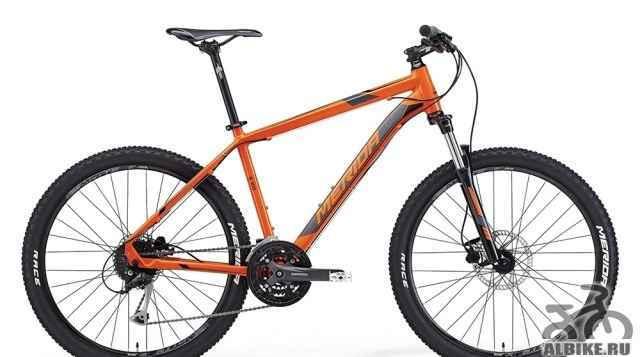 Горный велосипед merida matts 6.100