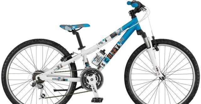 Подростковый велосипед Scott Контесса JR 24