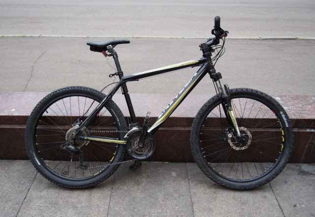 Горный велосипед univega Эксплорер 1.0 disc