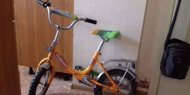 Велосипед форвард барсик 12