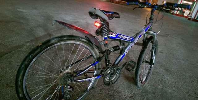 "Велосипед ""21Focus"" 2014 года"