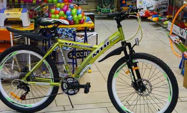 """Велосипед MTR Andes D / 426D 26"""" 2017"""