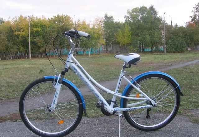 Жен. городской велосипед Форвард Азуре,Ажур 1.0 (2015)