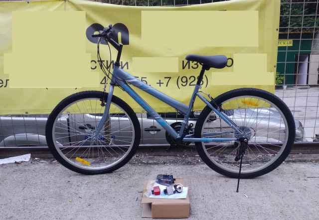 Новый велосипед Vincent Эксплорер, 21 скорость