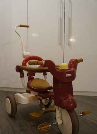 Трехколесный складной велосипед iimo, Imaginarium
