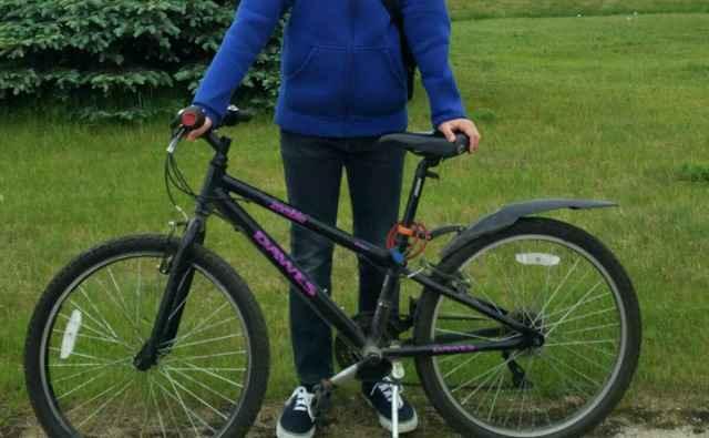 "Велосипед 24"" zombie dawes"