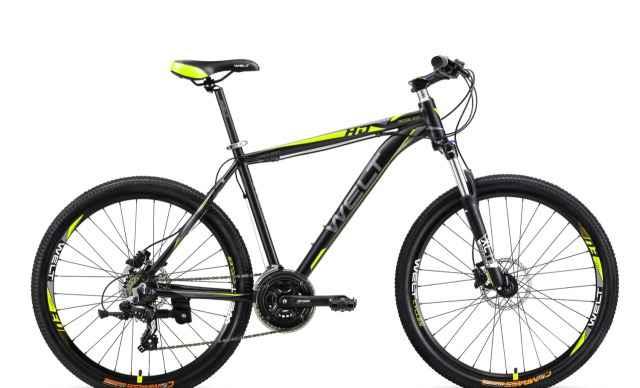 Велосипед welt ridge 2.0 HD bl yellow