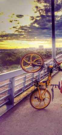 Велосипед hammer с литыми дисками, складной