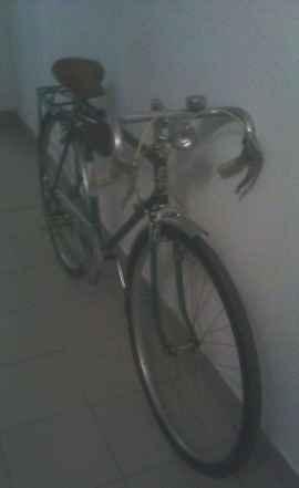 Велосипед Спутник хвз модель в301