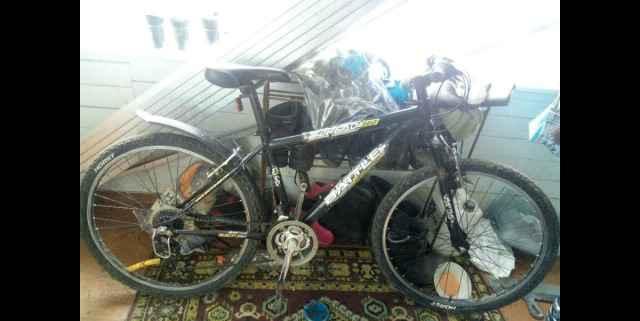 Горный велосипед (21 скорость)