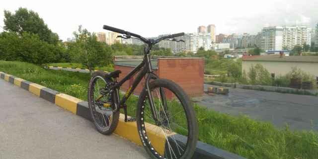 Велосипед для Велотриала Trial Байк Кастом,Кустом