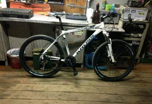 Горный велосипед Kross Level А3
