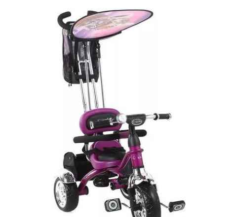 Детский велосипед Капелла Рейсер Trike Гранд фиолет