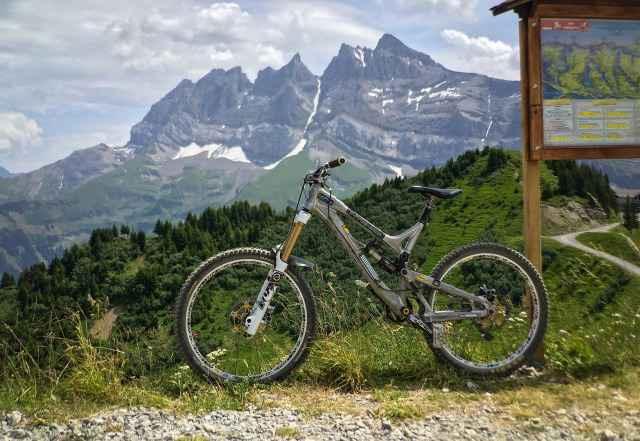 Велосипед Intense slope style 2 L