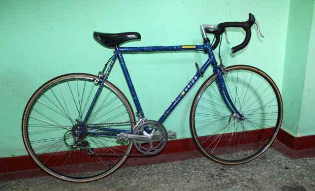 Винтажный шоссейный велосипед Центурион