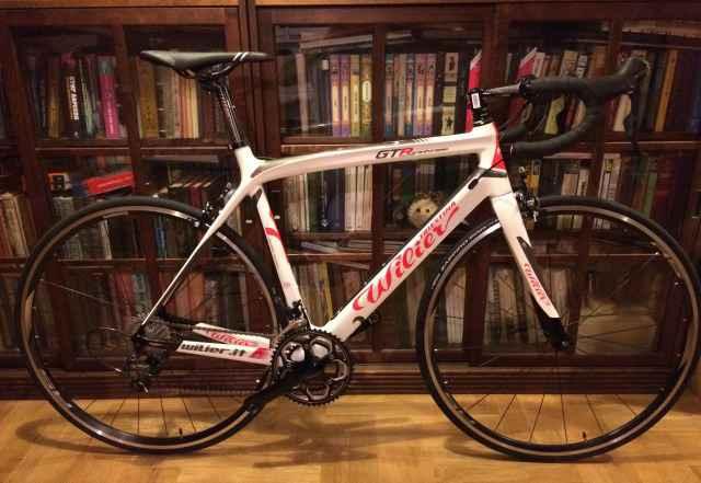 Велосипед шоссейный Wilier GTR'15 White Glossy
