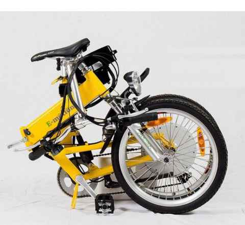 Электровелосипед (новый товар со склада)