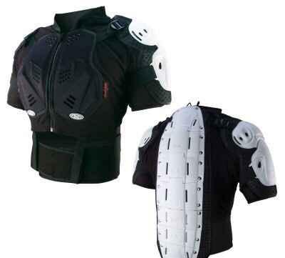 Панцирь подростковый фирмы IXS Hammer Jacket, черн