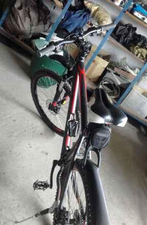 горный велосипед Куб