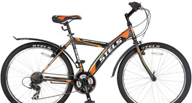 Велосипед Стелс Навигатор 530 V