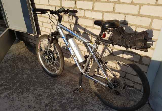 Электровелосипед (мотор-колесо)