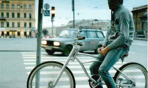 велосипед-кастомный круизер