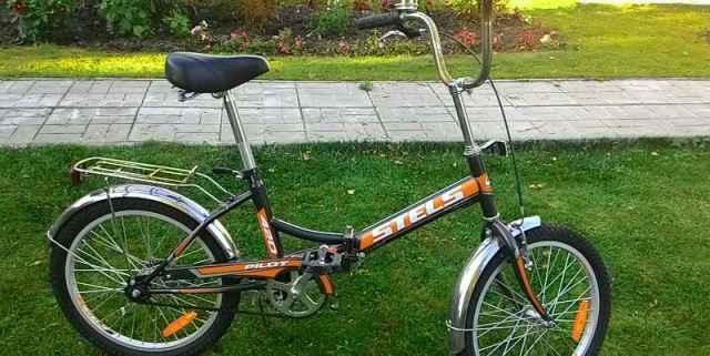 прогулочный велосипед Стелс 420