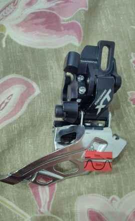 Shimano - XT M786 10-скор. передний переключатель