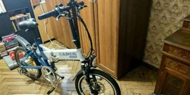Электровелосипед Elbike Gangsta - Фото #1