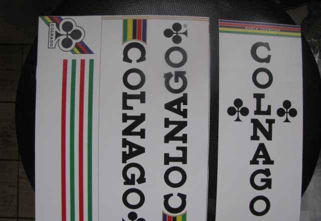 Наклейки Colnago
